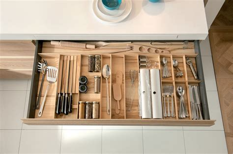 kitchen drawer organization design  drawers