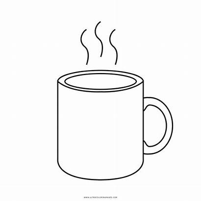 Mug Cup Coffee Drawing Clipart Transparent Draw