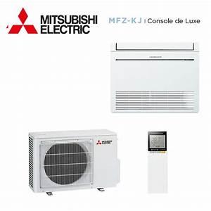 Clim Reversible Mitsubishi 5 Kw : console de luxe r versible mfz kj mitsubishi 2 5 kw mfz kj25ve2 mufz kj25ve boutique en ~ Melissatoandfro.com Idées de Décoration