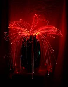 Lumiere Fibre Optique : jean piton sculpture fibre optique plasticien lumi re et ~ Premium-room.com Idées de Décoration