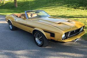 1973 FORD MUSTANG CONVERTIBLE - 196182