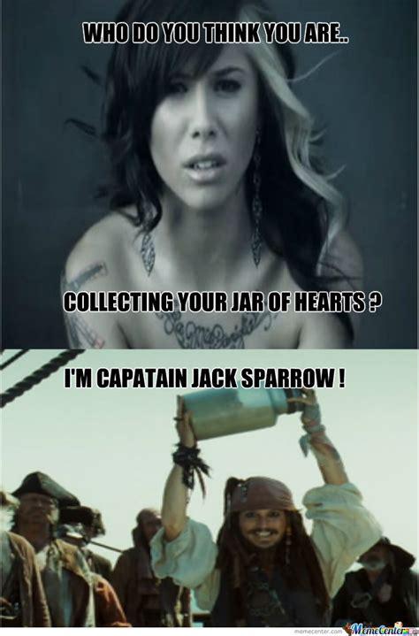 Captain Jack Sparrow Memes - capatain jack sparrow by premiumsilver meme center