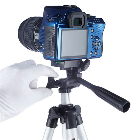Professional Camera Tripod Digital Dslr Camcorder Video