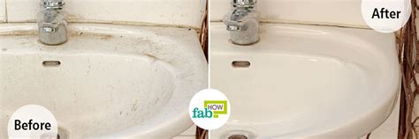 cleaning a porcelain kitchen sink how to clean a white porcelain sink and restore its shine