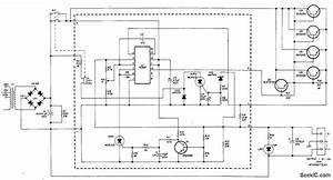 12 15 V At 500 W - Power Supply Circuit - Circuit Diagram
