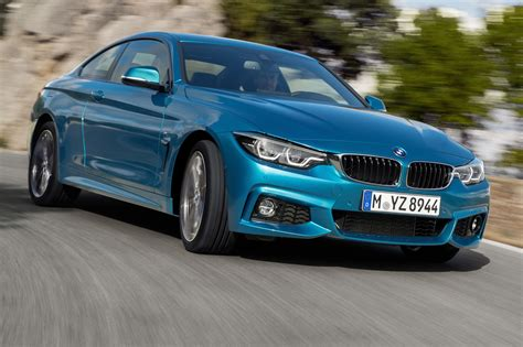 Bmw 4 Series 440i Coupe (2017) Review By Car Magazine