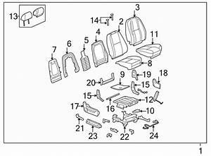 Gmc Yukon Power Seat Wiring Harness