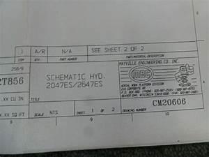 Mec 2647es Scissor Lift Hydraulic Schematic Electrical