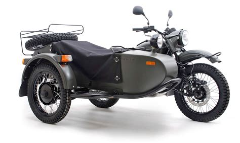 Review Ural Gear Up by 2012 Ural Gear Up Review