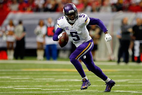 radio host suggests  vikings  trade teddy bridgewater