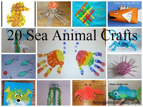 17 Best Ideas About Sea Animal Crafts On Pinterest