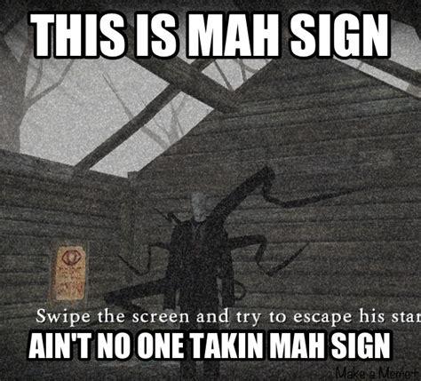 Slender Memes - image gallery slender meme