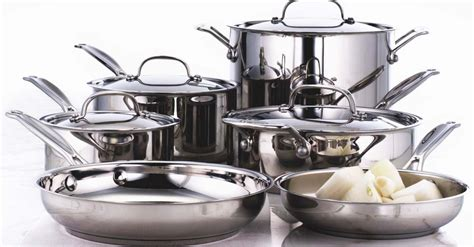 gas cookware stoves pans pots cook stove fabulous oven meals morningchores induction
