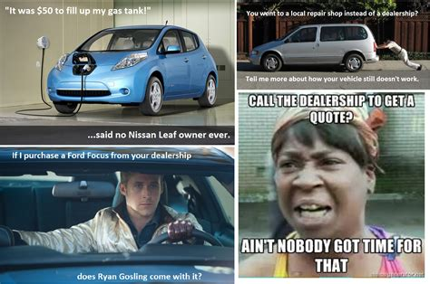 Memes As Content Marketing For Dealerships