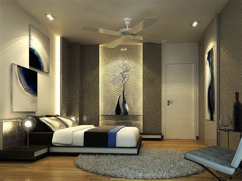 Small Modern Bedroom Decorating Ideas  Interior Design