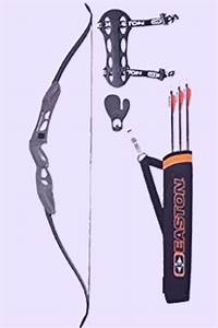 Easton Recurve Bow Kit Review  U2013 A Youth Beginner Archery