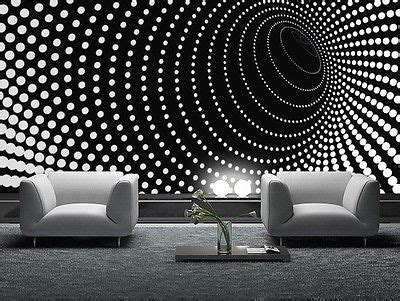 wallpaper mural photo black abstract wall decor paper poster for bedroom