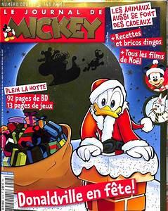 Le Journal De Mickey Abonnement : le journal de mickey n 3418 abonnement le journal de mickey abonnement magazine par ~ Maxctalentgroup.com Avis de Voitures