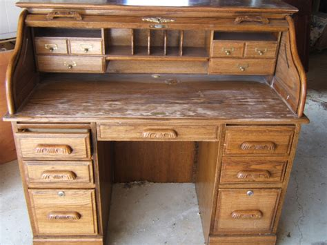 oak roll top desk craigslist the olde farmhouse on windmill hill desk makeover how to
