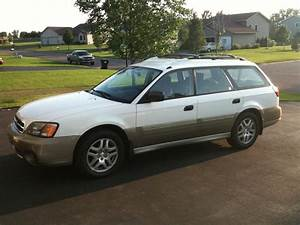 2000 Subaru Outback Limited Wagon