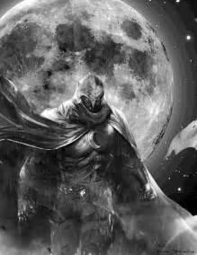Moon Knight Art