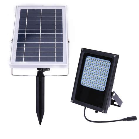 led solar 15w waterproof solar led light 120 leds solar powered