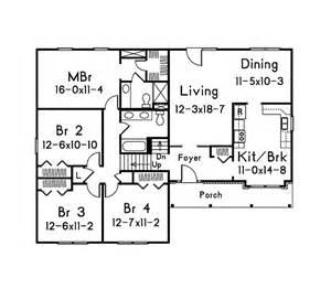 split level ranch floor plans beautiful 4 bedroom split level floor plans with bedroom ranch house floor plans summit split