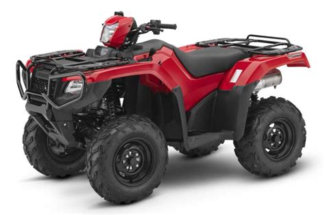 2017 Fourtrax Foreman Rubicon 4x4 Overview Honda