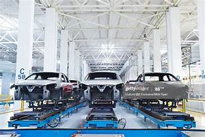 Car Manufacturing Plant Wuhu China High-res Stock Photo