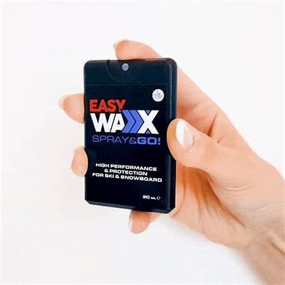Spray Ski Alternative Wax Easy Snowboard Cold