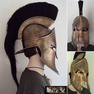 King Leonidas Helmet | www.imgkid.com - The Image Kid Has It!