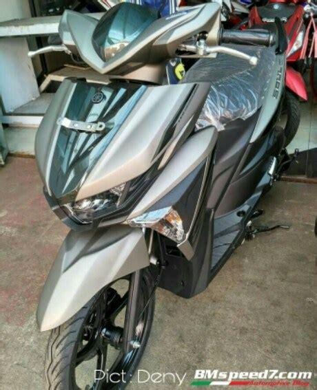 Yamaha Soul Gt Aks Modification by New Yamaha Soul Gt 125 Sss Aks 2017 Sudah Sai Di Dealer