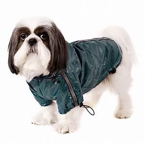 Video Pour Chien : imperm able chien bleu imperm ables pour chiens oh pacha ~ Medecine-chirurgie-esthetiques.com Avis de Voitures