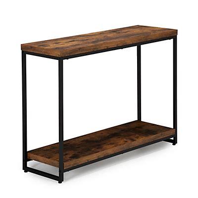bureau console pas cher console meuble et table console consoles de salon alinéa