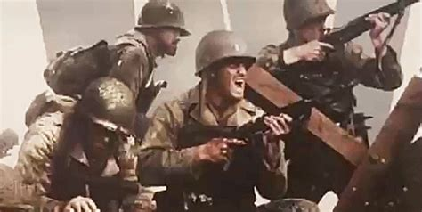 call  duty wwii banner