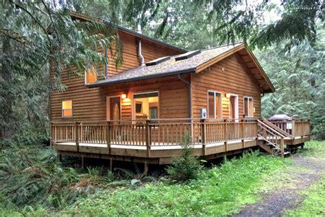 Cabin Accommodation Near Mt Baker