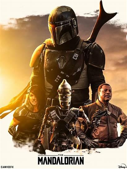 Mandalorian Poster Posterspy Posters Tv Shows Log