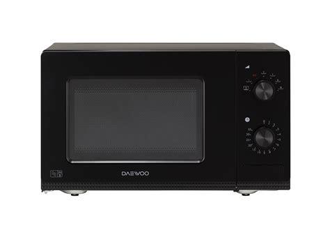 Daewoo Manuel Four Micro-ondes 20 L Noir