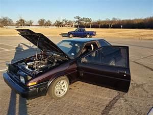 1984 Toyota Corolla Sr5 Coupe 20v