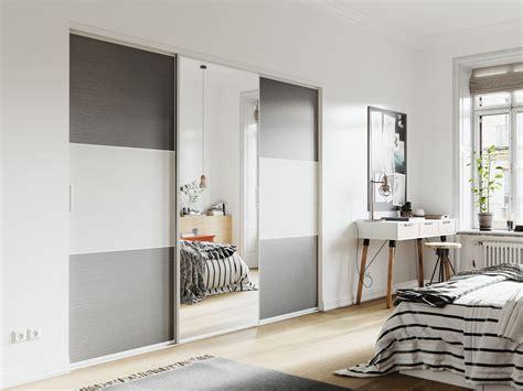 porte coulissante pour chambre portes de placard coulissantes de chambre sur mesure