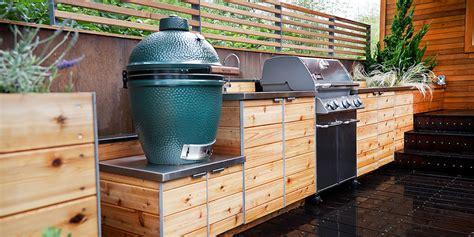 cedar kitchen cabinets ideas 15 outdoor kitchen designs that you can help diy