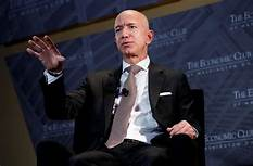 Jeff Bezos pledges $10B to fight climate change