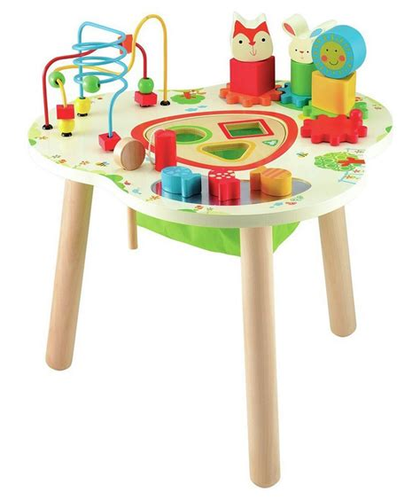 early learning centre country kitchen buy early learning centre wooden activity table at argos co uk your shop for baby 8845