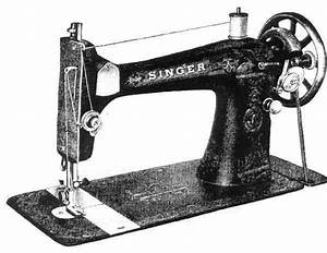 Singer Class 127 Sewing Machines