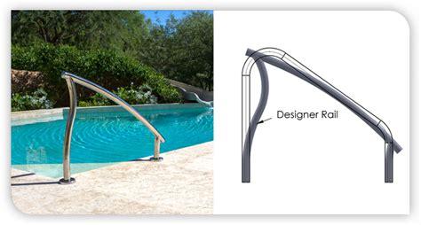 pool rails swimming pool ladders pool handrails