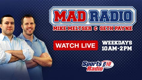 Mad Radio Talks To Darren Mckee From 104 3 The Fan In