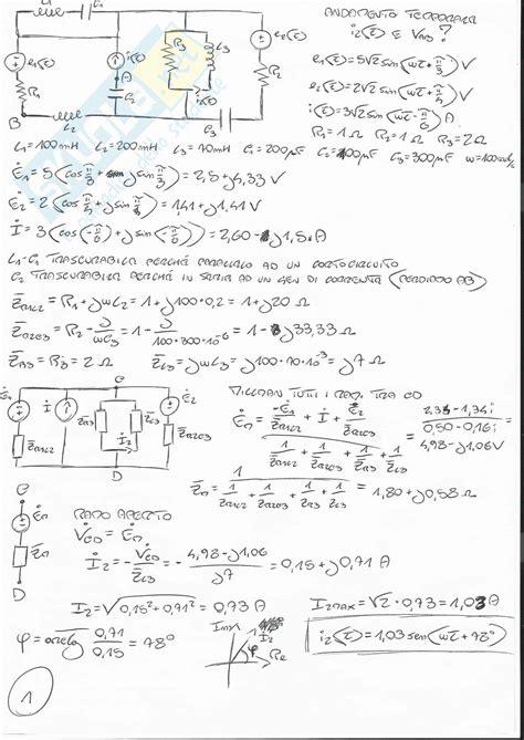 Dispensa Elettrotecnica by Esercizi Esercitazione Di Elettrotecnica