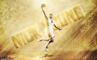 Nick Young Lakers Wallpapers Basketwallpapers Wallpapersafari