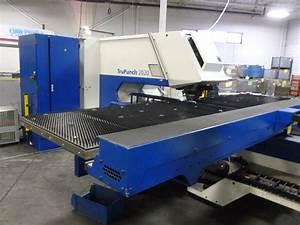 Used Trumpf Trupunch 2020r Cnc Punching Machine