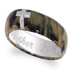 ideas  camo engagement rings  pinterest